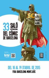 33 saló del còmic 2015