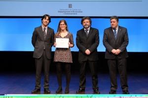 Cerimònia de lliurament Premis Cirit 2013